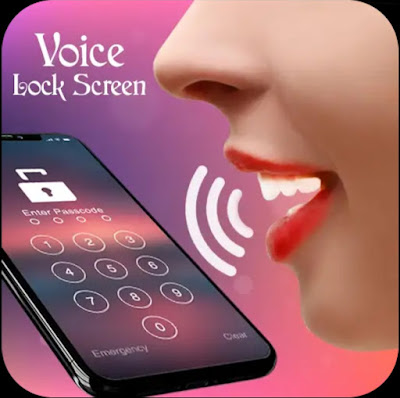 Voice Screen Lock Apk,voice screen Lock