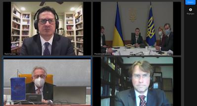 Венеціанська комісія розкритикувала законопроєкт Зеленського про призначення членів ВРП