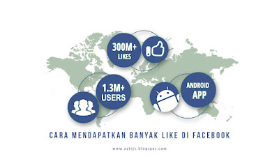 Cara menggunakan Autolike Facebook 2015/2016/2017/2018 Lewat HP | Up to 15rb like | Tutorial Azis Js