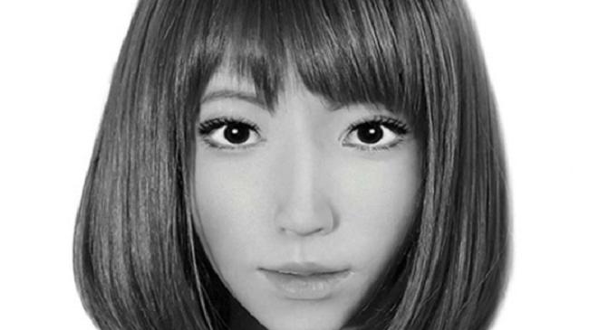 Robô Erica/Reprodução