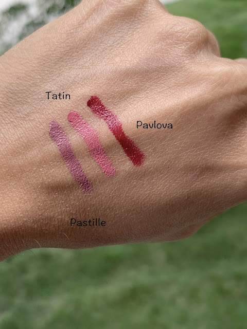 Bite beauty Power Move Creamy Matte Lip Crayons Review, Photos, Swatches