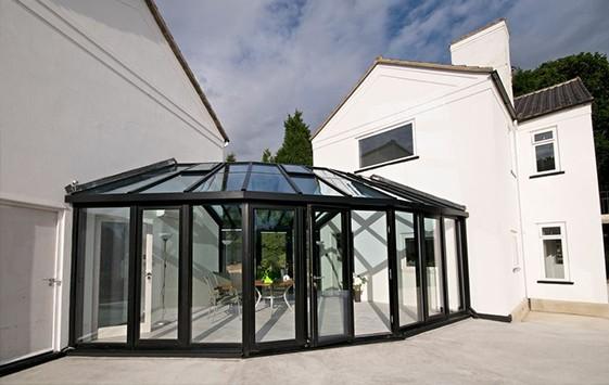 Aluminum Bespoke Conversatory Home Ideas