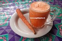 kandungan jus wortel untuk kesehatan tubuh