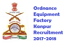 Ordnance Equipment Factory Kanpur