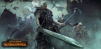 Total War: Warhammer, i conti vampiro
