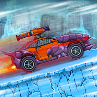 Max Fury – Road Warrior: Car Smasher Mod Apk