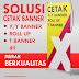 CETAK X/Y BANNER MURAH JAKARTA TIMUR