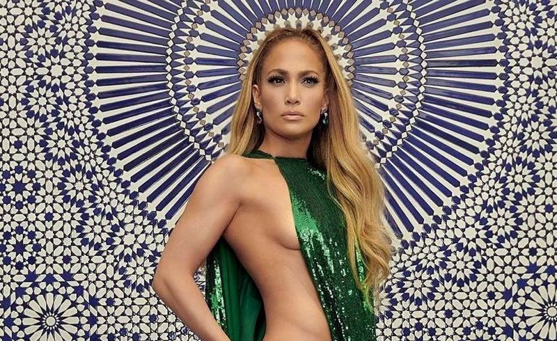 Jennifer Lopez Looks Ageless on Her Half-Naked New Magazine Cover 2018