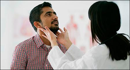 Angiofollicular ganglionic hyperplasia