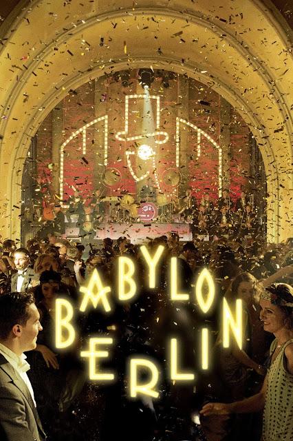 Séries para aprender História de diversos países - Babylon Berlin/Berlim