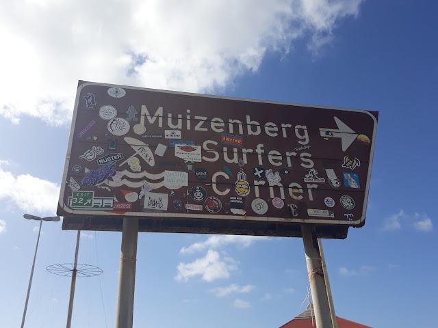 Muizenberg Surfer's Corner