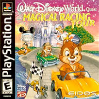 Walt Disney World Quest - Magical Racing Tour - PS1 - ISOs Download