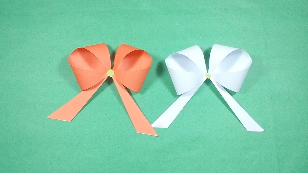Origami: Tutorial Ribbon | Kreatif, Bungkus kado, Dekorasi | 720x1280
