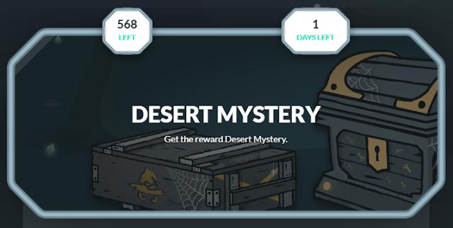 免費序號領取:Desert Mystery