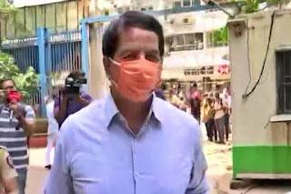 #JaunpurLive : एनआईए ने पूर्व एनकाउंटर स्पेशलिस्ट और शिवसेना नेता प्रदीप शर्मा को किया गिरफ्तार
