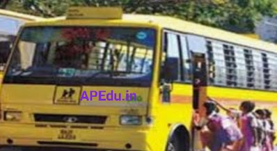 AP government imposes corona regulations on school buses and autos.