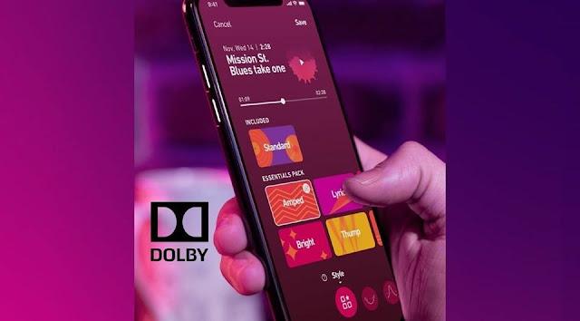 Dolby Dikabarkan Tengah Menggarap Aplikasi Mobile Untuk Merekam Musik