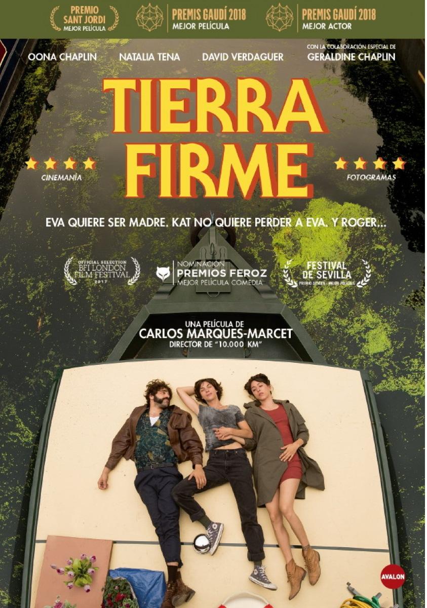 Tierra Firme [2017] [DVD9] [PAL] [Castellano]