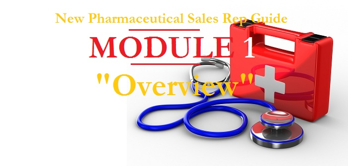 New pharma sales rep guide free online course overview