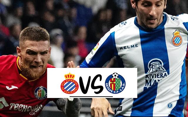 مشاهدة مباراة خيتافي وإسبانيول بث مباشر 16-6-2020 الدوري الإسباني
