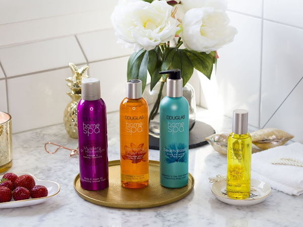 Wellness zu Hause mit Douglas Home Spa Collection