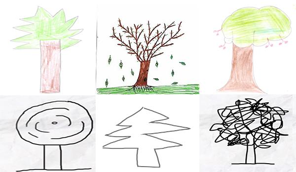 إختبار رسم الشجرة pdf
