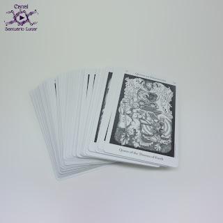 The Hermetic Tarot - Cards