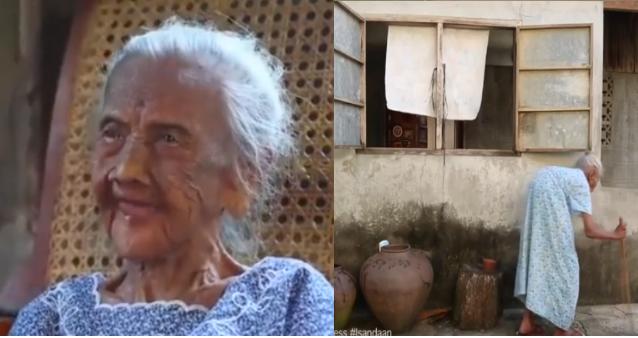 101 Anyos na Lola Fecilidad, Patuloy na Nagtatrabaho sa bukiran at Magisang namumuhay, Alamin