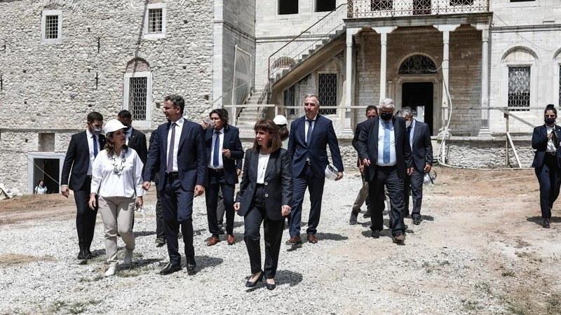 Στη Δράμα Σακελλαροπούλου και Μητσοτάκης για την 108η επέτειο απελευθέρωσης της πόλης