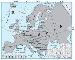 Letak Astronomis Benua Eropa Beserta Pengaruh dan Batas Wilayahnya