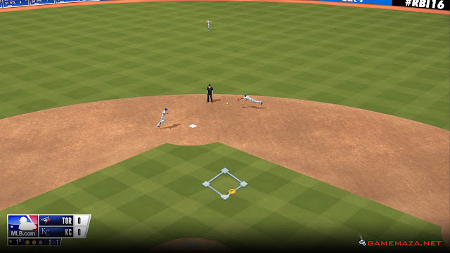 RBI Baseball 16 Gameplay Screenshot 4