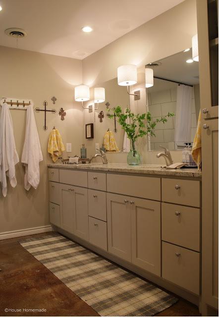 Neutral Bathroom   House Homemade