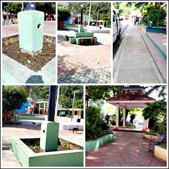 Alcaldesa desmiente parques de Polo estén abandonados
