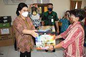 Tingkatkan Kesejahteraan Keluarga, Ibu Rita Salurkan Bantuan Peralatan Catering di Minahasa dan Tomohon