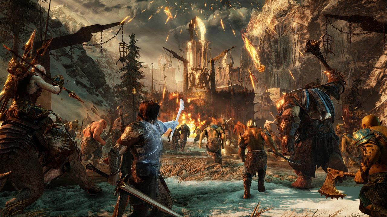 Middle Earth Shadow Of War Definitive Edition PC ESPAÑOL (CODEX) + HD Pack (PLAZA) 1