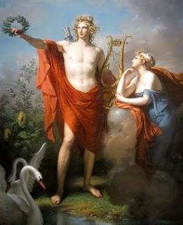 Apolo, un dios Olimpico