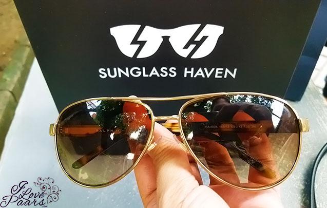 Fashion Finds - Ralph Lauren Sunglasses