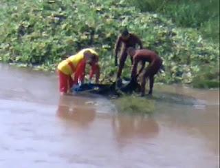 ASSISTA! Bombeiros encontram segunda vítima de afogamento em rio de Cuitegi
