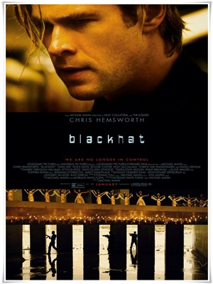 Blackhat – Amenaza en la red (2015) [BRrip 1080p] [Latino] [Thriller]