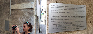 guia de roma blogpost visita guiada bolognano - Santo de casa não faz milagre - Joseph Beuys em Bolognano