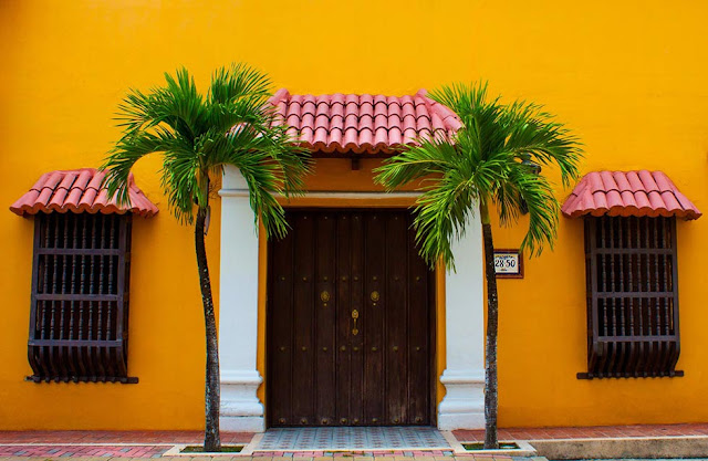 Applying warm colors to your home