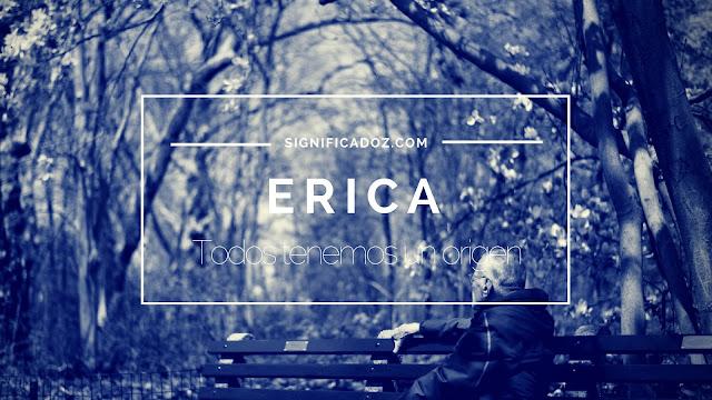 Significado y origen del Nombre Erica ¿Que Significa?