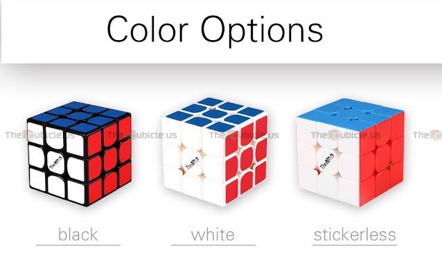 pilihan jenis rubik's cube modern