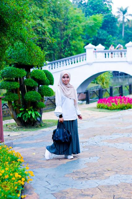 Lepak Di Taman Tasik Perdana Kuala Lumpur