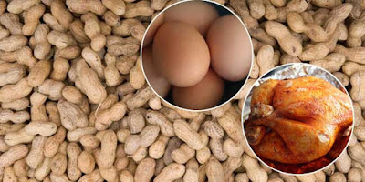 Peanuts, more powerful than meat and eggs, know how?