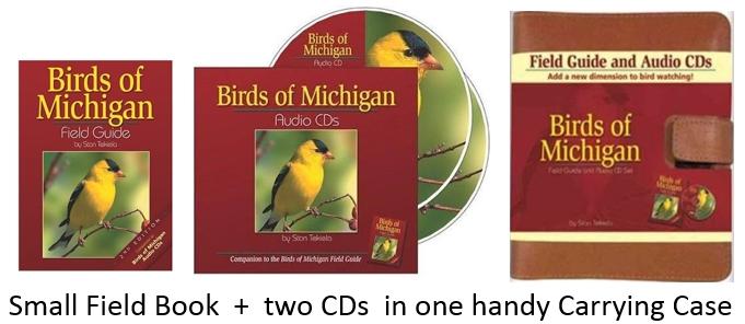 Wild birds unlimited july 2016 birds of michigan field guide cd set publicscrutiny Gallery