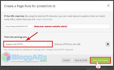 Cara Mengatur SSL Gratis Cloudflare