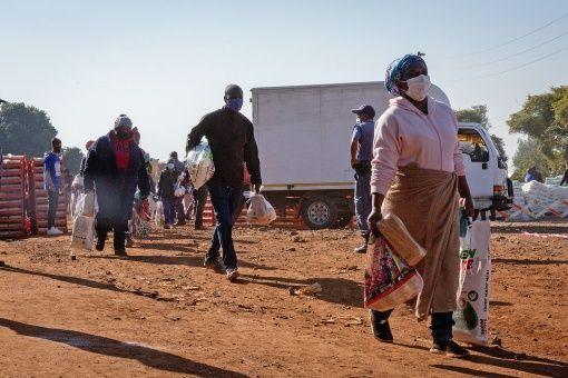 Sudáfrica supera los 100.000 casos de Covid-19