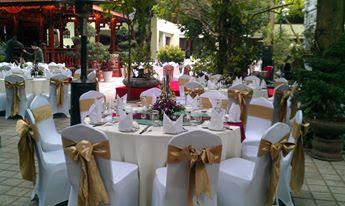 Trung tâm tổ chức tiệc buffet và tiệc cưới lưu động Hoa Sen