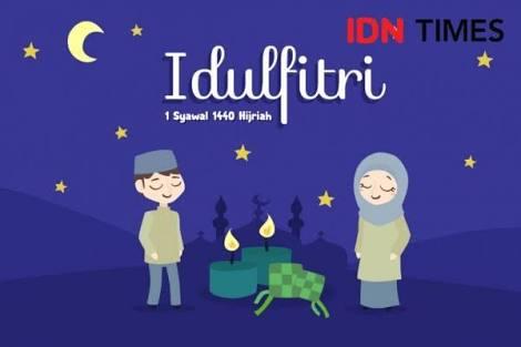 beberapa amalan Sunnah di Idul Fitri